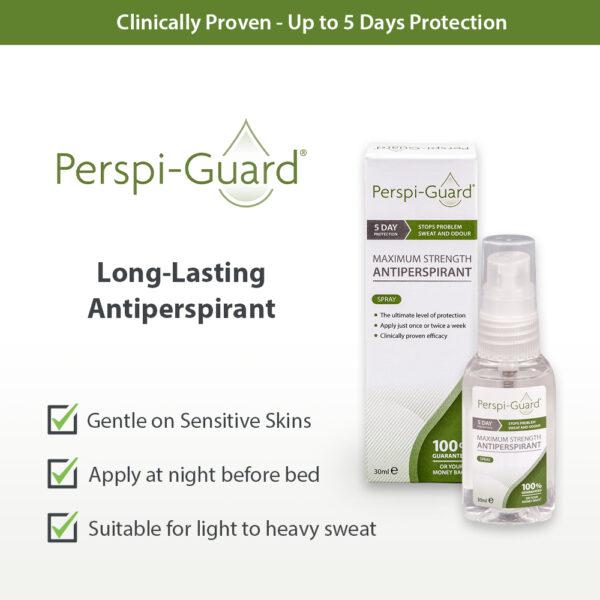 Perspi-Guard 50ml Maximum Strength Antiperspirant on Antiperspirant & Deodorant Company UK