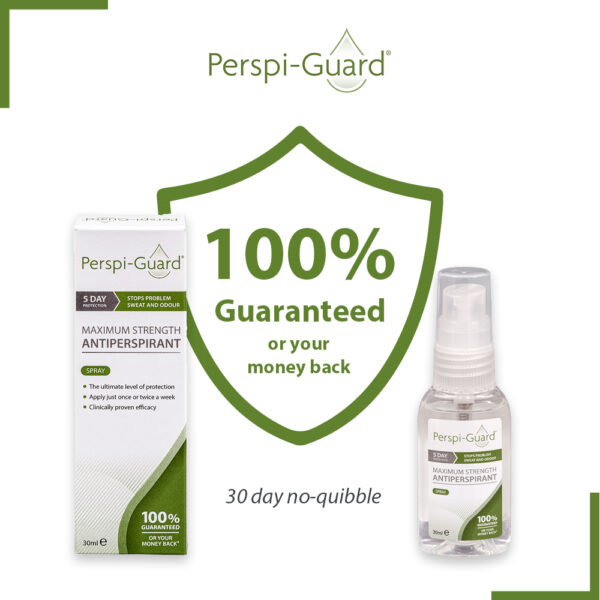 Perspi-Guard 50ml Maximum Strength Antiperspirant on Antiperspirant & Deodorant Company UK