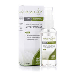 50ml Antiperspirant Spray by Perspi-Guard