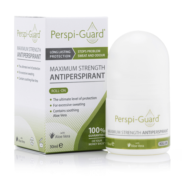 Perspi-Guard Roll-On Maximum Strength Antiperspirant on Antiperspirant & Deodorant Company UK