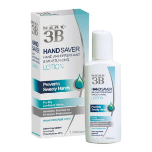 Hand Saver Antiperspirant by Neat 3B sold on The Antiperspirant and Deodorant Company Online Shop