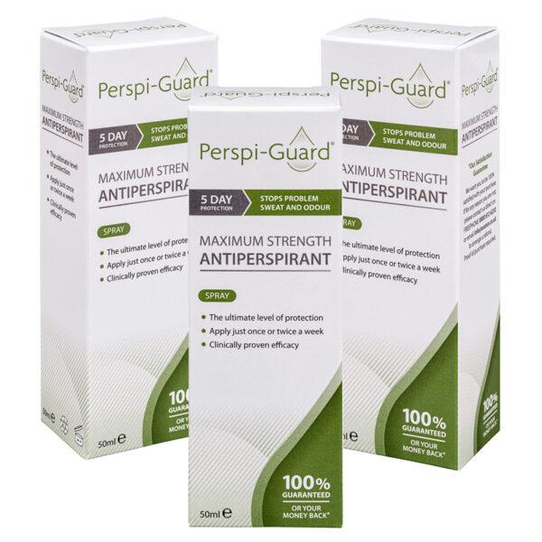 Perspi-Guard Antiperspirant Treatments