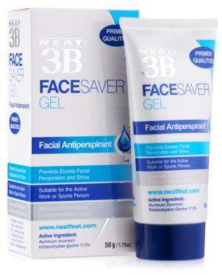 face saver antiperspirant gel