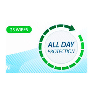 Perspi-Shield Antiperspirant & Deodorant Wipes sold on The Antiperspirant and Deodorant Company Online Shop